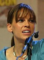 Schauspieler Hilary Swank