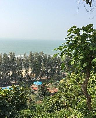 Cox's Bazar - Himchari Hilltop view