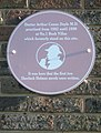 Historic plaque in Elm Grove - geograph.org.uk - 1314274.jpg