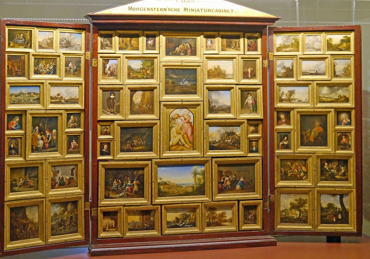 Morgensternsches Miniaturkabinett – Wikipedia