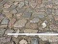 Historisches Pflaster aus der Zeit als Teltow noch eine Ackerbürgerstadt war - panoramio.jpg