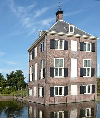 Christiaan Huygens - Hofwijck, home to Christiaan Huygens from 1688
