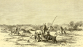 Hog Hunting in the East (1867) JT Newall II.png