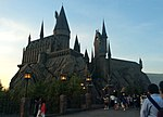 Hogwarts School of Witchcraft and Wizardry in Universal Studios Japan.jpg
