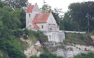 Stevns Klint - Old Højerup Church
