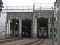 Hokuetsu Express Muikamachi train depot.jpg