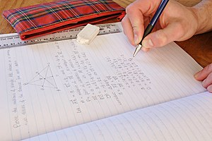 Homework - Some mathematics homework