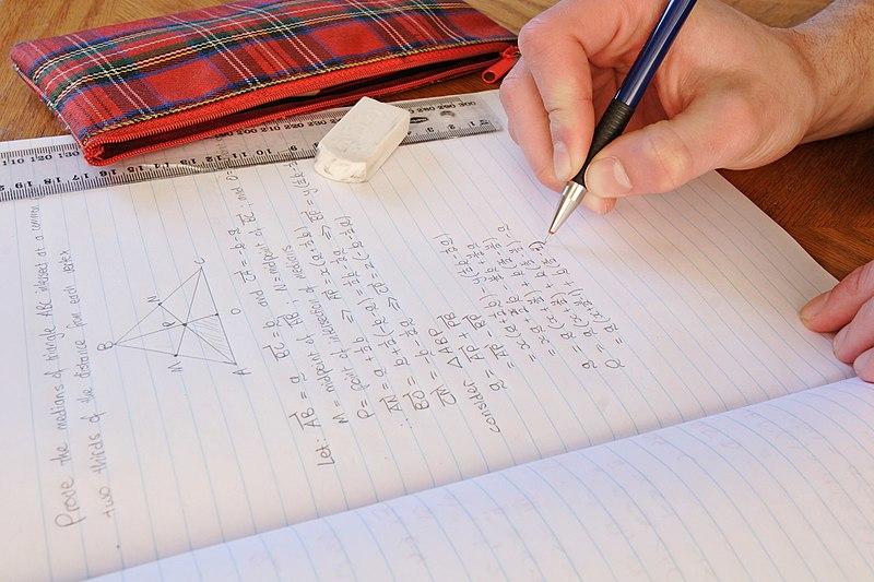 File:Homework - vector maths.jpg