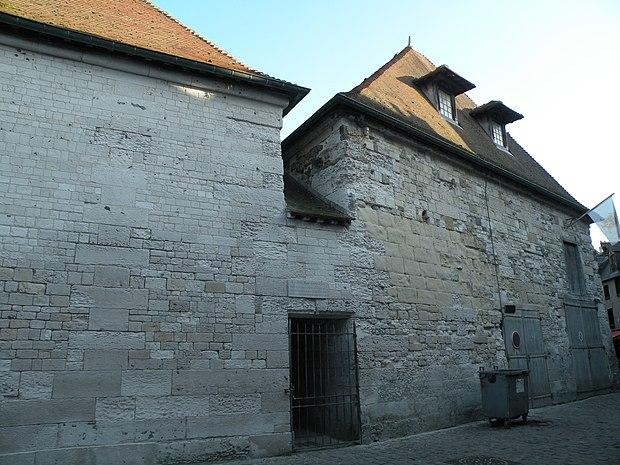 Monument historique à Honfleur