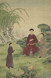 Hongzhou, Prince He Prince He of the First Rank