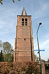 hoogeloon - torenstraat 7 - alleenstaande kerktoren