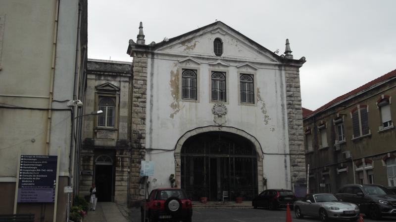 Museu do (?) atração de Lisboa