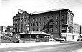 Hotel Hamilton and street railway station, Holyoke, Massachusetts.jpg