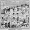 House of Garcilaso de la Vega, Cusco Peru, 1877, George Squier.jpg