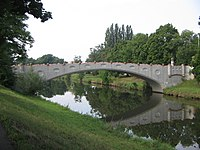 Hradec Králové Plácky silniční most.jpg