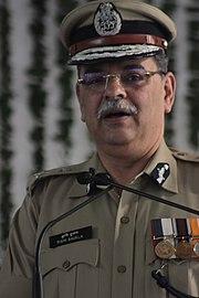 Hrishikesh Shukla DGP MP Police 06.jpg