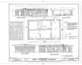 Hubbell Trading Post, Bunkhouse, Ganado, Apache County, AZ HABS ARIZ,1-GANA,1E- (sheet 3 of 4).png