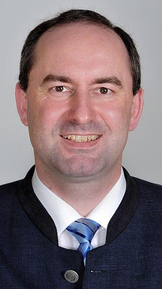 2013 Bavarian state election - Image: Hubert Aiwanger 2012 Ralf R