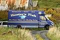 Hunter's Fish Van at Norwick - geograph.org.uk - 1546116.jpg