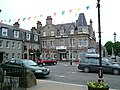 Huntly Hotel in Town Square - geograph.org.uk - 27277.jpg