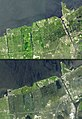 Hurricane Katrina flooded New Orleans (beore & after) (20456899102).jpg