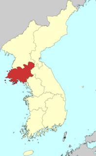Hwanghae Province Place in Haesŏ, Korea