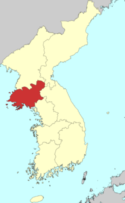 Hwanghae Province of Late Joseon Dynasty.png