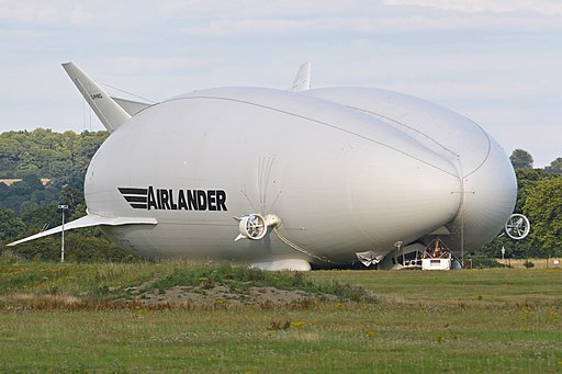 Hybrid Air Vehicles Airlander 10 'G-PHRG' (36430422265)