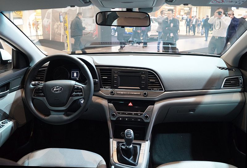 Hyundai Elantra Rental Car