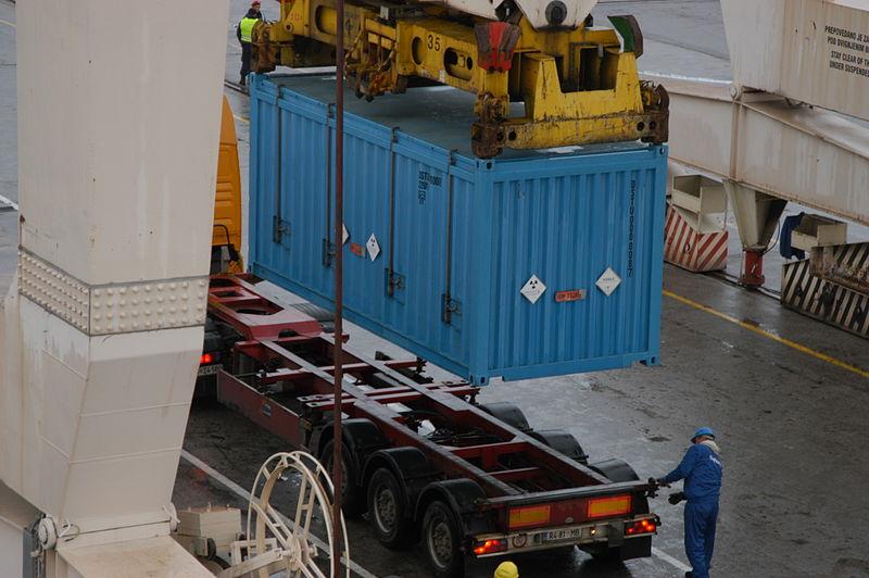 File:IAEA Coordinates Nuclear Fuel Shipment From Serbia 02510203 (5263249274).jpg