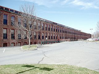Bigelow-Hartford Carpet Mills United States historic place
