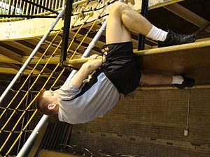 Indoor Obstacle Course Test - Image: IOCT Shelf Mount
