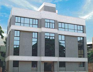ICAT Design & Media College - Image: Icat campus chn