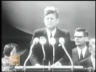 Ich bin ein Berliner Speech (June 26, 1963) John Fitzgerald Kennedy trimmed.theora