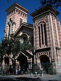 Iglesia de Las Nieves (Bogotá)