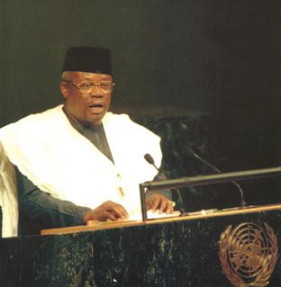 Nigerian politician