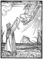 Illustration at page 351 in Grimm's Household Tales (Edwardes, Bell).png