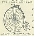 Image taken from page 205 of 'The Bicycle Road Book- compiled for the use of bicyclists and pedestrians. Being a ... guide to the roads of England, Scotland, and Wales, etc' (11078128343).jpg