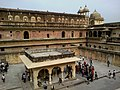 Inde Rajasthan Jaipur Fort Amber Zenana - panoramio.jpg