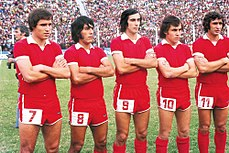 CA Independiente, 1975