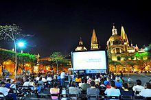 Outdoor Cinema Wikipedia