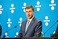 Informal meeting of economic and financial affairs ministers (ECOFIN). Press conference (37086433682).jpg