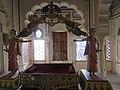 Inside Mehrangarh Fort - Jodh pur.jpg