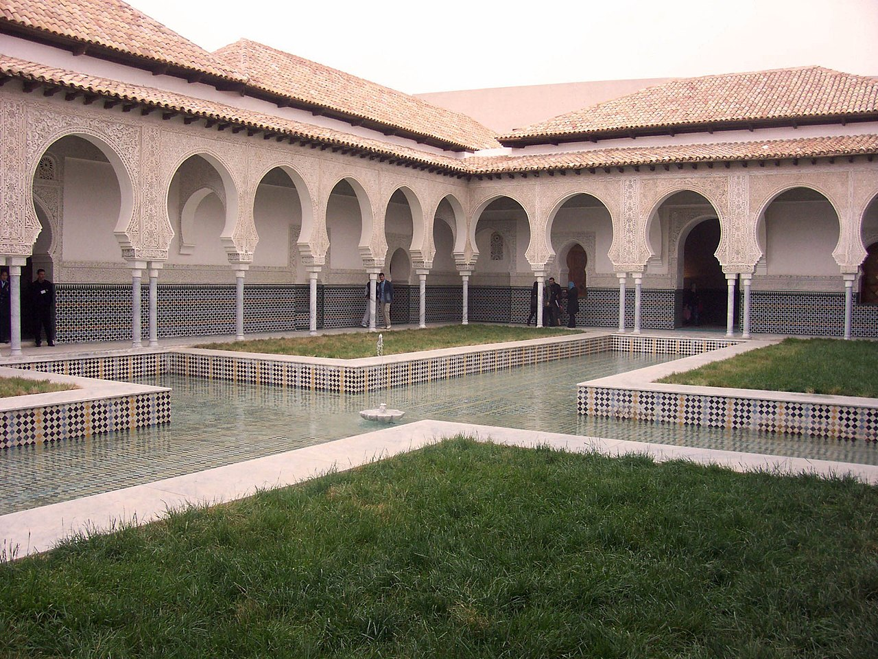 Tlemcen Algeria  city pictures gallery : Datei:Inside palace El Mechouar, Tlemcen, Algeria – Wikipedia