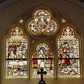 Interieur zuidbeuk, glas in loodraam - Maastricht - 20328500 - RCE.jpg