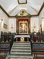 Interior de la iglesia del Santuario del Santísimo Cristo de Chircales de Valdepeñas de Jaén.jpg