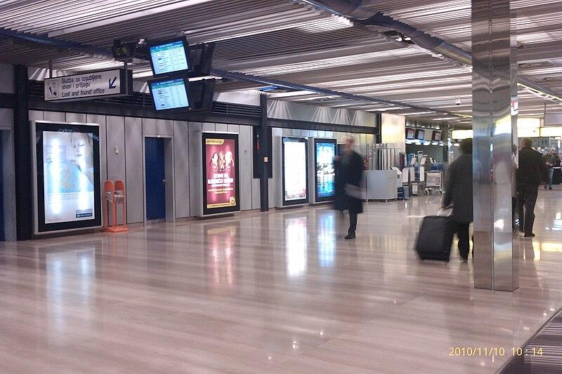 Enterprise Car Rental Zagreb Airport
