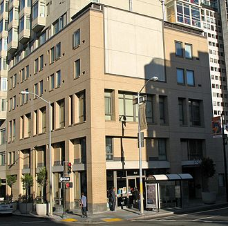 International Hotel (San Francisco) - The 2nd incarnation of the International Hotel