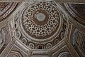 Intricate decorative tile work in tomb interiors (Tombs of Talpur Mirs, Hyderabad)7.jpg