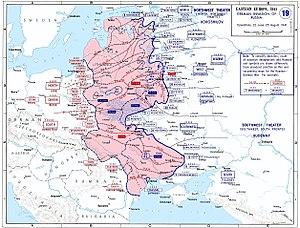 Вторжение немецких войск на территорию СССР